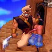Princess Jasmine likes sex – xxx toons gallery