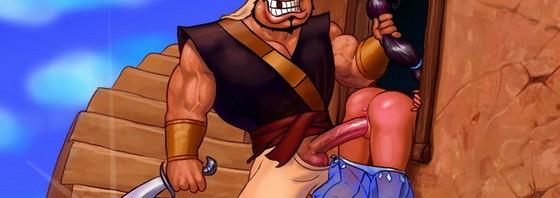 Princess Jasmine likes sex - xxx toons gallery