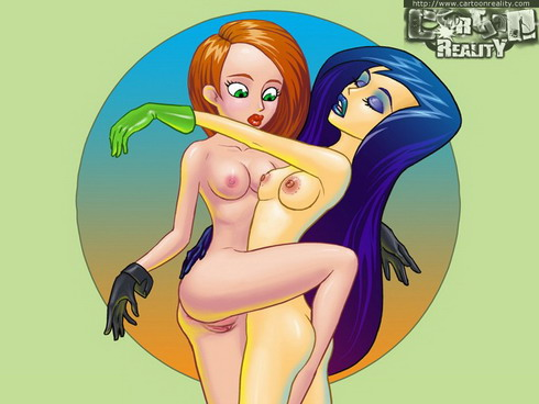 Hot cartoon reality - porn dream about KIM Possible - Cartoon Reality Sex Comics