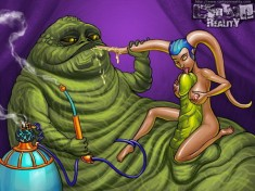 XXX cartoon fantasy - Sex StarWars! - Cartoon Reality StarWars sex cartoon