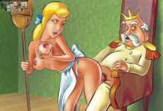 Cinderella having sex - Cartoon Reality Cinderella sex cartoon