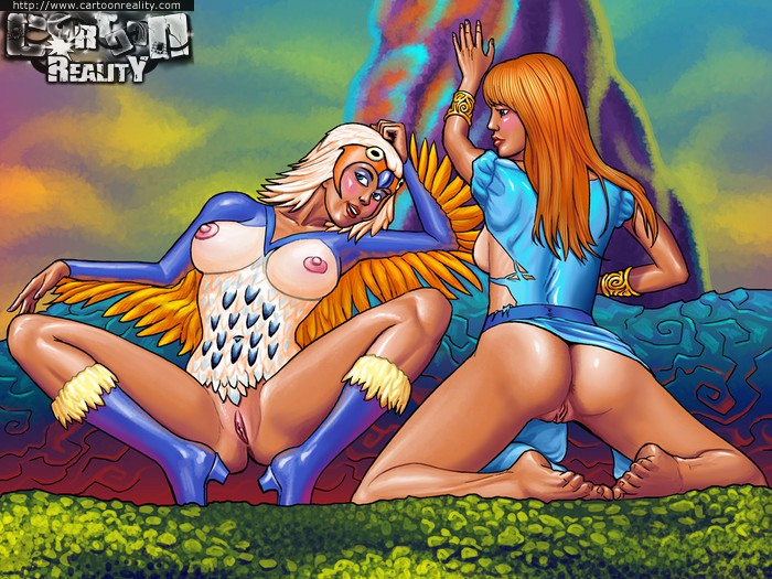 He-Man and the Masters of the Universe xxx -1